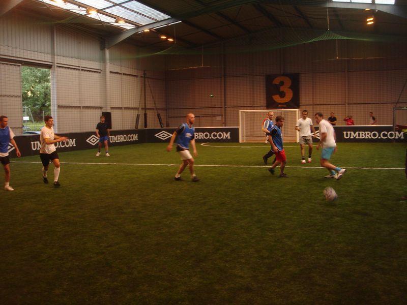 Tournois soccer5 for Arkema la chambre