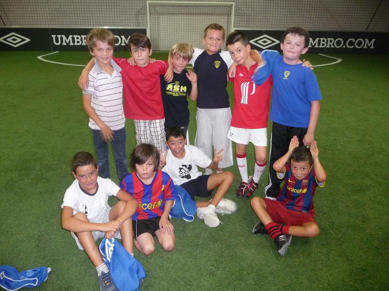 anniversaire soccer5
